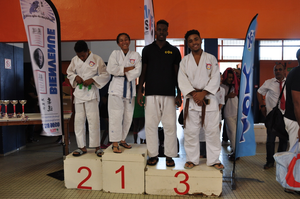 John Daniel LEMONY Vice Champion de Martinique SENIORS