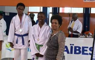 nos podiums au championnat de la martinique juniors et...